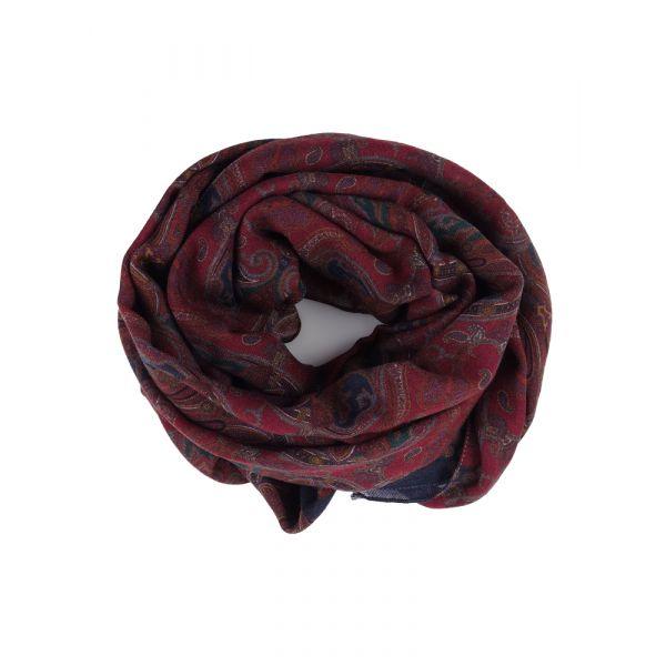 Sciarpa in lana BONN-Rosso