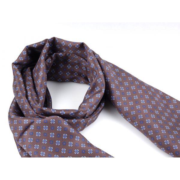 100% Silk scarf CHARLES