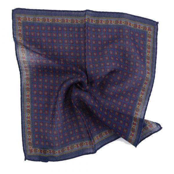 Fazzoletto da taschino NICO in lana
