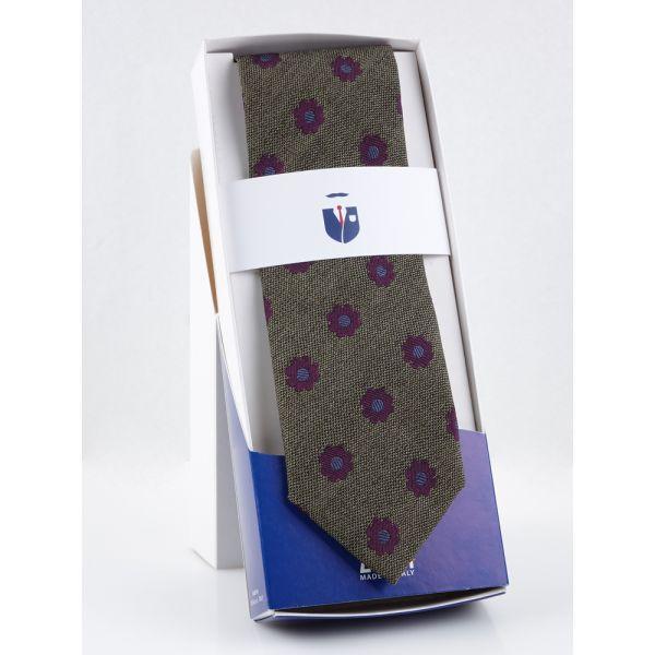 Cravatta 3 pieghe POLIRA