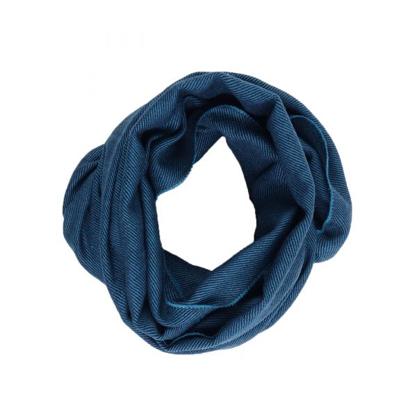 100% Virgin Wool Scarf UNITO-Dark Tourquoise