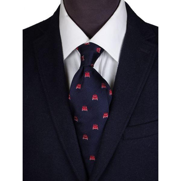 Cravatta 3 pieghe in seta CINQUECENTO
