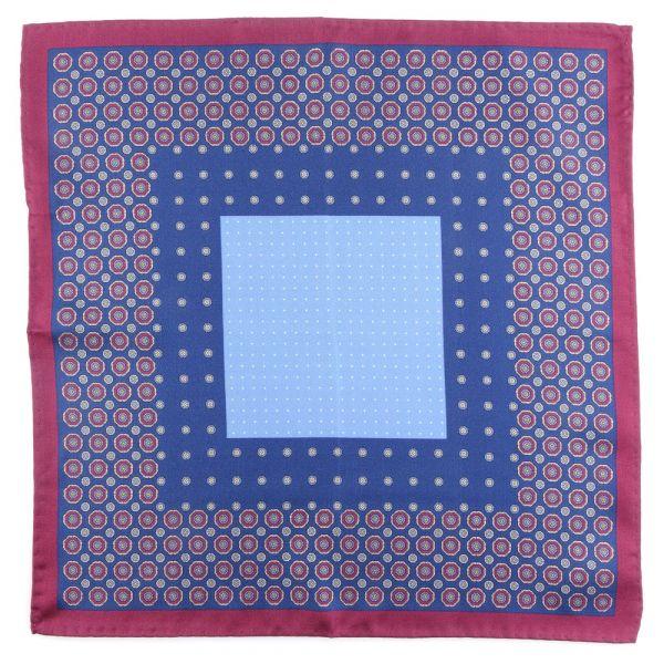 Fazzoletto da taschino STARLETTE-Blu