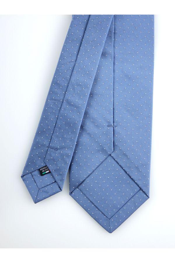 3-fold tie BIRBA-Sky Blue