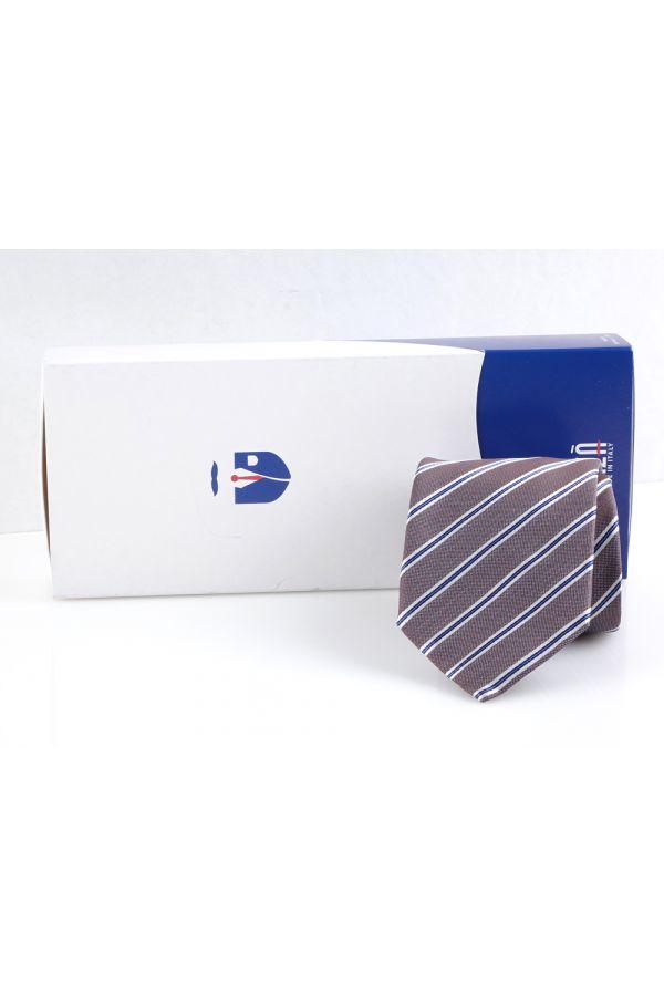 Cravatta 3 pieghe in seta BIGA