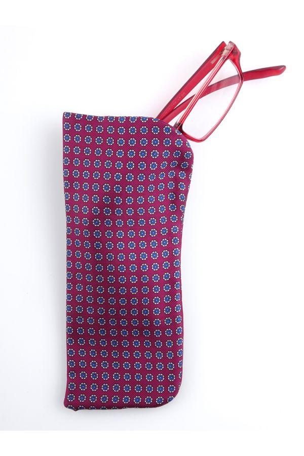 3 fold-tie INTRECCIO with pocket-square