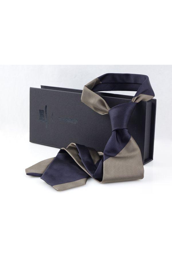Cravatta 3 pieghe GOLD- Seta