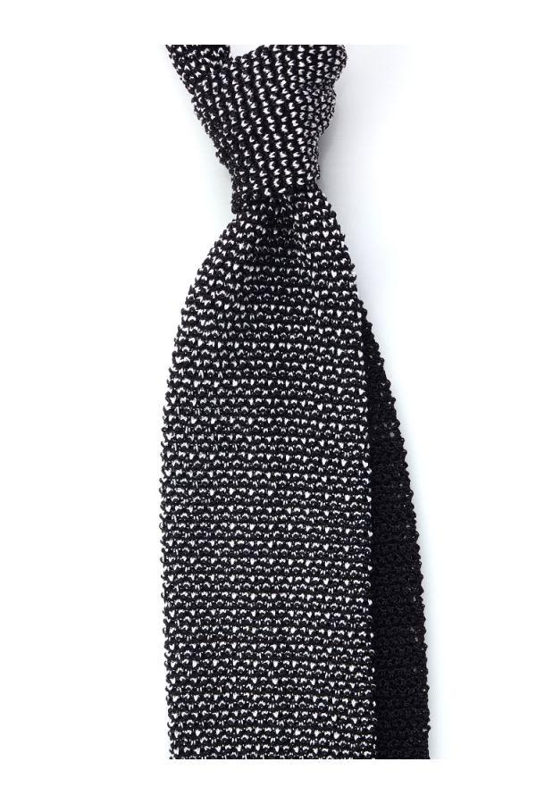 Cravatta a maglia META-Blu scuro