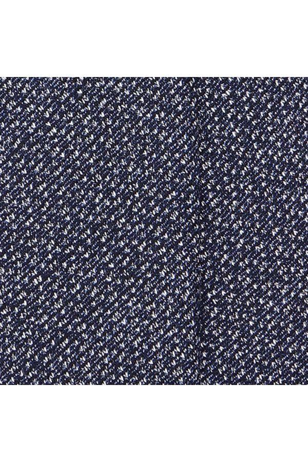Cravatta 3 Pieghe LOMANG lana - Grigia