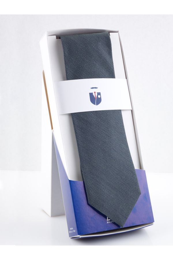 3-fold tie OSTRA-Olive green