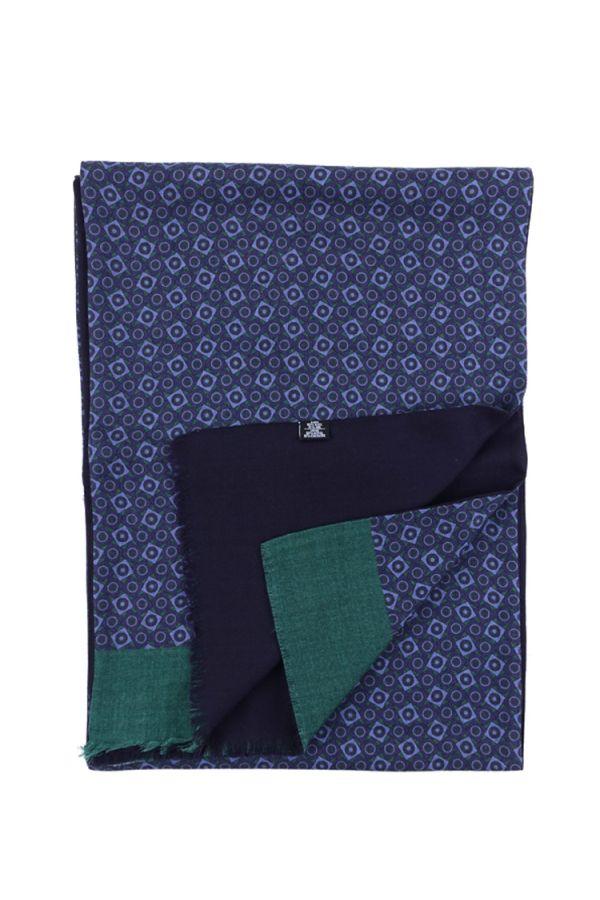 Sciarpa PICASSO in lana YAK - Verde
