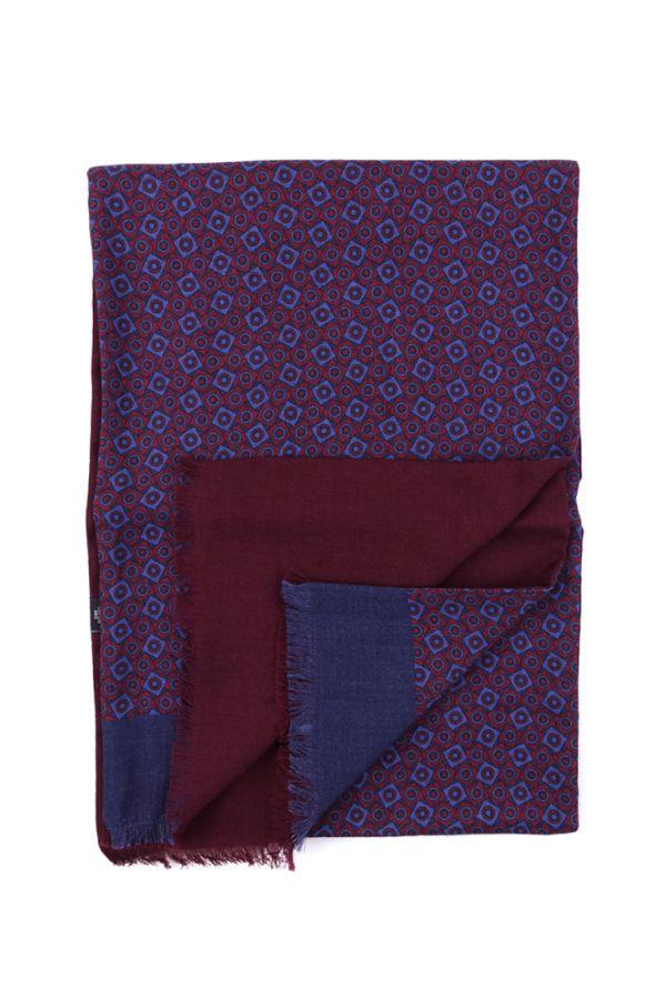 Sciarpa PICASSO in lana YAK - Rosso
