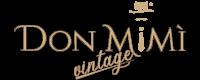 Logo Don mim' - Collezione cravatta a farfalla VINTAGE