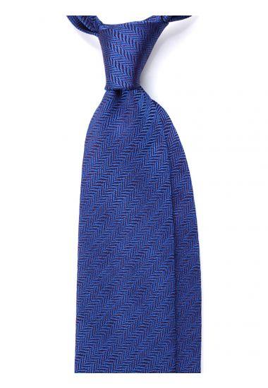 Cravatta 3 pieghe in seta LX1617