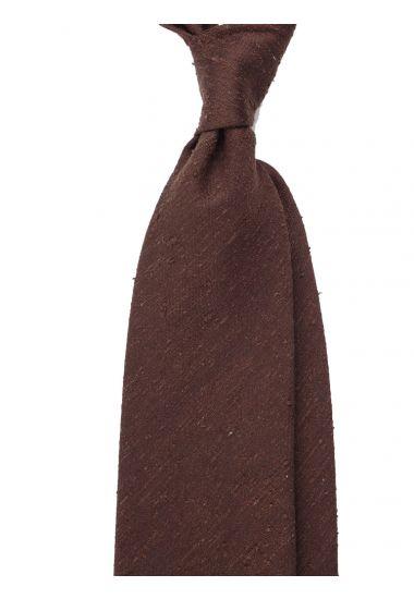 Cravatta 3 pieghe FARMA - Seta shantung