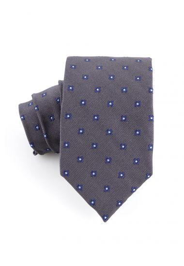 Cravatta 3 pieghe in seta ALFINA