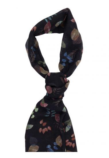 100% Wool scarf AUTUMN