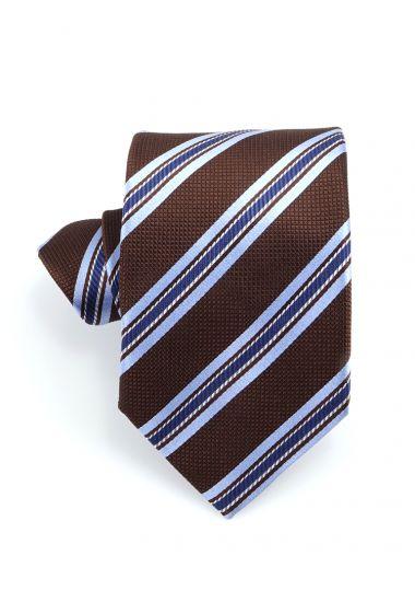 Cravatta 3 pieghe inseta CHARLOTTE
