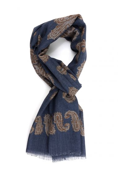 100% Wool scarf CLASSICO