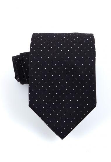 3-fold tie BIRBA-Black