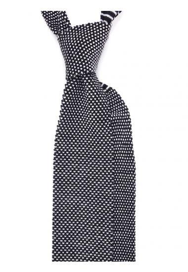 Cravatta a maglia di lana MODO