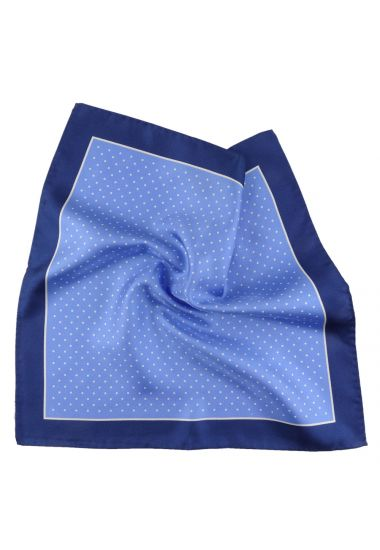 Silk pocket square DOT