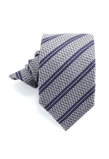 Cravatta 3 pieghe BORA in seta