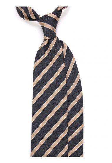 Silk/Wool 3 fold tie  HOFUKU