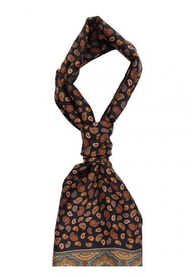 Silk/Modal scarf LEON