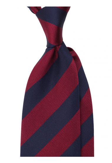 Cravatta 7 Pieghe MIRNIA inseta tessuta