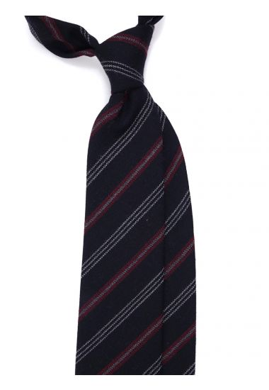 Wool 3 fold-tie MOSCATO