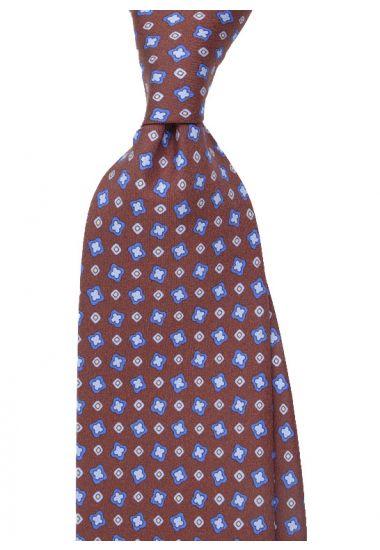 Cravatta 3 pieghe Oman