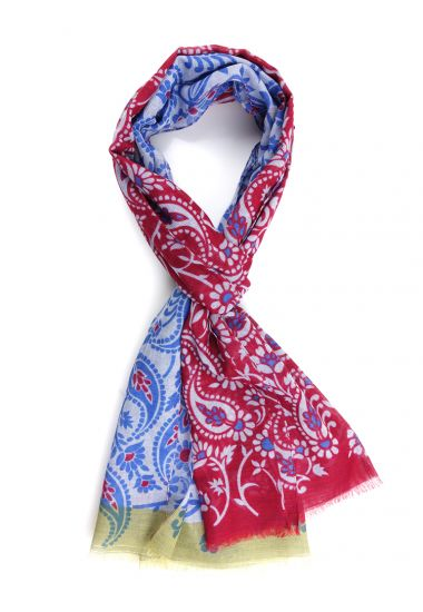 100% Cotton scarf ROSANA
