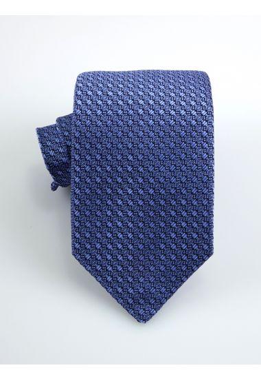 Cravatta 3 pieghe in seta  URANO