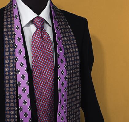 Nuova collezione cravatte autunno inverno 2019 2020