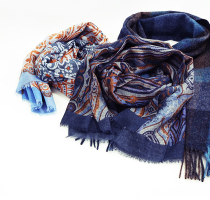 Fall winter 2019 2020 collection scarves