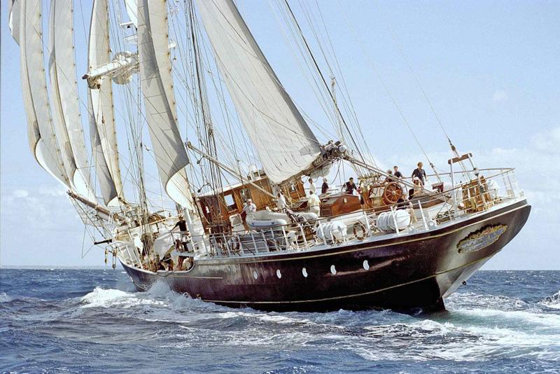 DM Ties sostiene Nave Italia